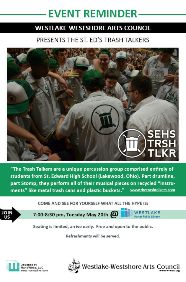 St. Ed's Trash Talkers Band